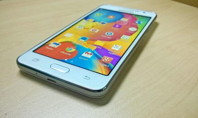 Samsung готовит селфи-смартфон Galaxy Grand Prime