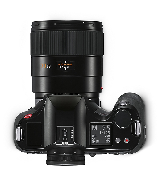 Photokina 2014: Представлена новая флагманская зеркальная камера Leica S