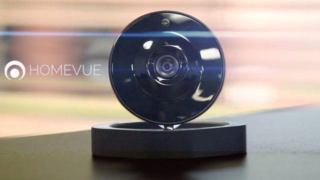 Homevue — охранная камера с поддержкой Xbox One