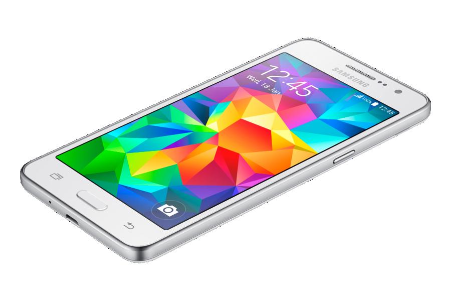 Samsung выпускает селфи-смартфон Galaxy Grand Prime