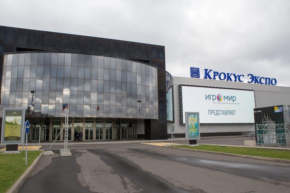 В Москве стартуют ИгроМир 2014 и Comic Con Russia 2014