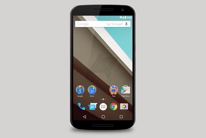 Смартфон Nexus 6 засветился в подробностях
