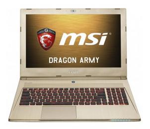 MSI готовит обновленную версию игрового ультрабука GS60 Ghost Pro
