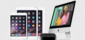 Applу покажет новые iPad и iMac 16 октября