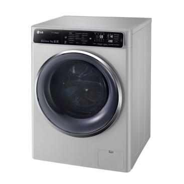 Новые стиральные машины от LG экономят электроэнергию и стирают паром