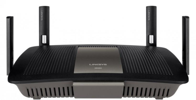 Беспроводные маршрутизаторы Linksys EA9200 и E8350 для требовательных пользователей
