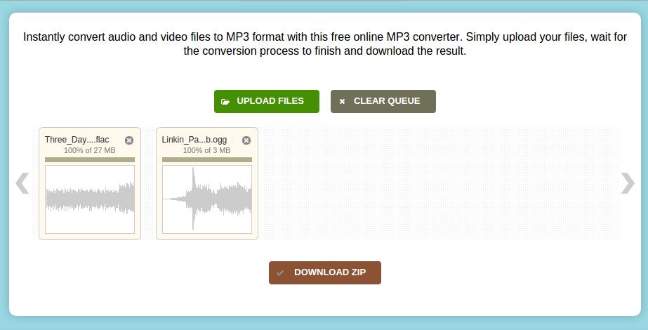 ���� ���: Music2mp3 - �������� ������ ��� ���������