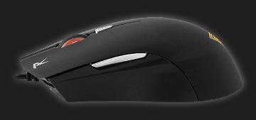 Игровая мышь GAMDIAS OUREA представлена в лазерной и оптической вариациях