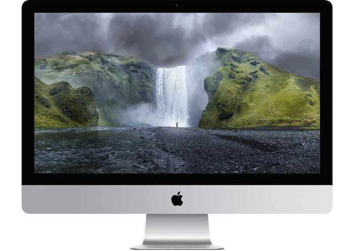 iMac с экраном 5K Retina не может работать в качестве монитора