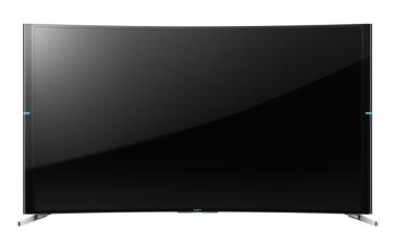 В России начинаются продажи телевизора BRAVIA серии S9 с изогнутым экраном