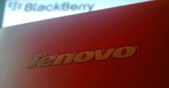 Lenovo может сделать предложение о покупке BlackBerry на текущей неделе