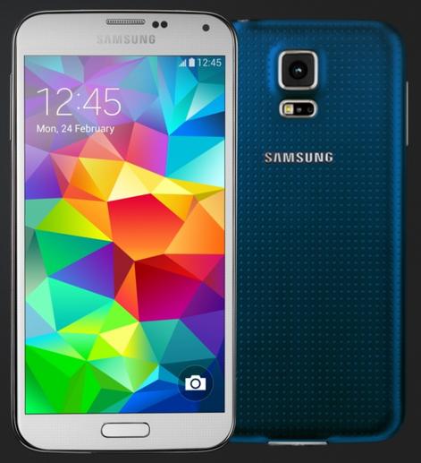 Смартфон Samsung Galaxy S5 Plus с чипом Snapdragon 805 замечен на сайте производителя