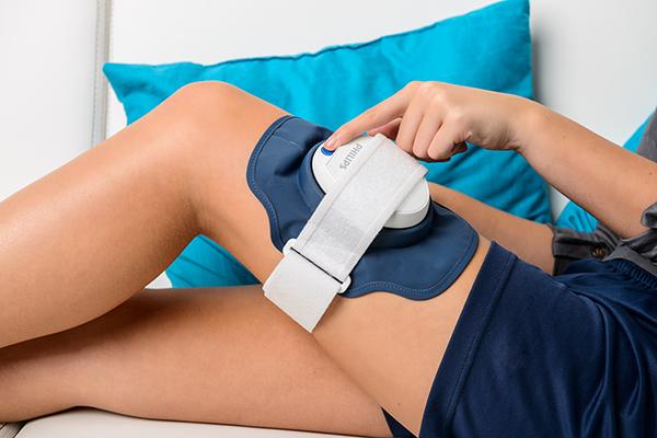 Philips BlueControl уменьшает зону поражения псориазом
