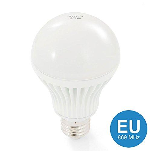 """""""Умные"""" лампочки Insteon теперь доступны и в Европе"""