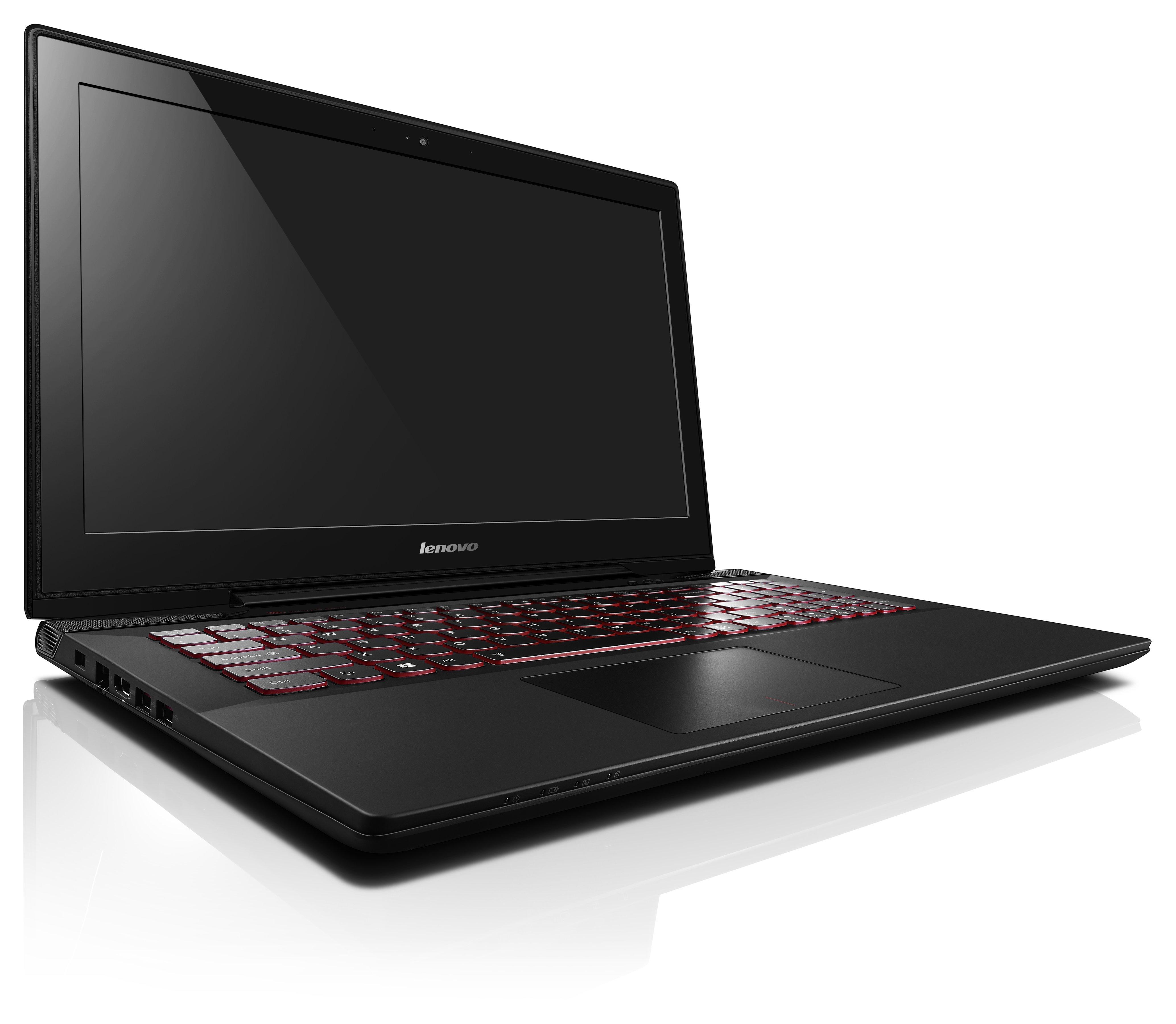 Lenovo представила игровой ноутбук Y50 в России