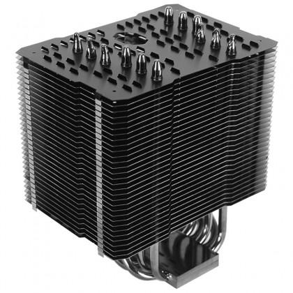 Процессорный кулер Thermalright HR-02 Macho Zero подойдет для любителей тишины