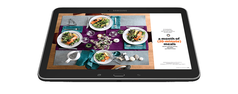 Samsung и B&N представили 10-дюймовый Galaxy Tab 4 Nook
