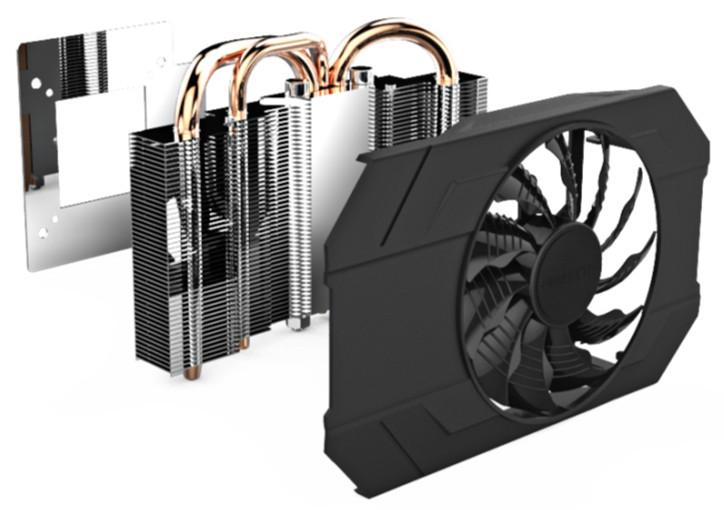 Gigabyte выпускает компактную версию GeForce GTX 970 для систем формата Mini-ITX