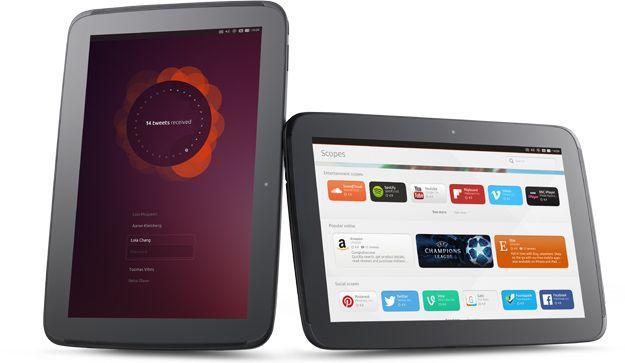 Планшет UT One на базе Ubuntu Touch выйдет в декабре