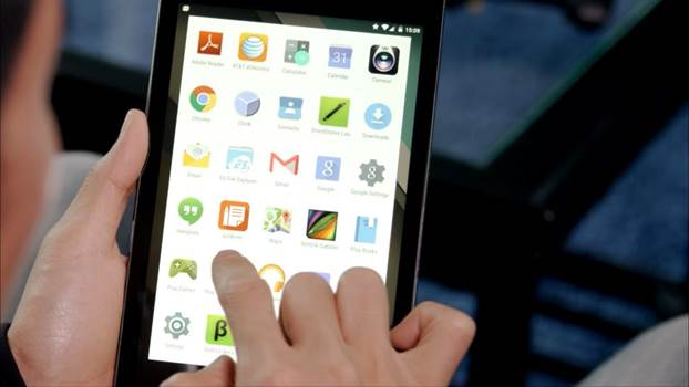 ���������� Android 5.0 ����� �������� ��� Nvidia Shield Tablet LTE