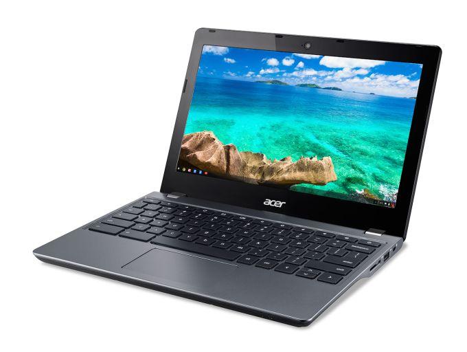 Новые хромбуки Acer C740 и C910 подойдут для школьников и студентов