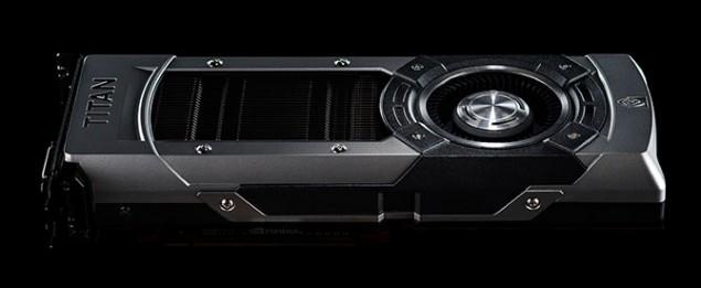 NVIDIA GeForce GTX TITAN X обойдется в $1350