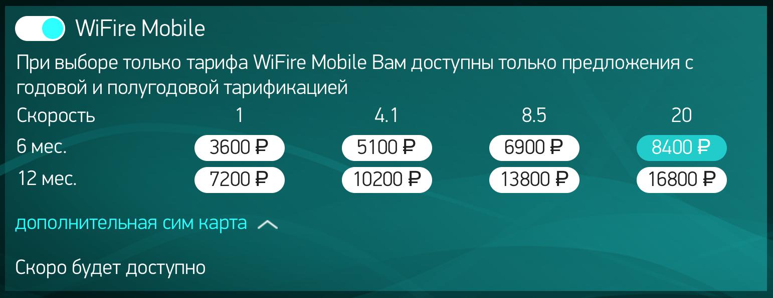 NetByNet стал виртуальным оператором мобильного интернета
