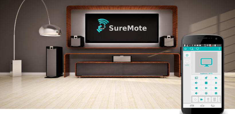 Программный пульт SureMote расширяет список управляемых устройств