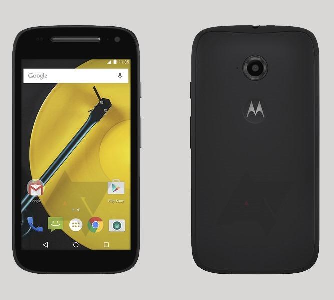 Рассекречено изображение новой версии смартфона Moto E