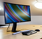 Обзор изогнутого монитора Samsung S34E790C
