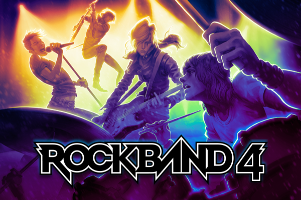 Harmonix ������������ Rock Band 4
