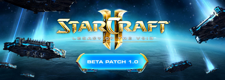 ���������� ����-������������ StarCraft II: Legacy of the Void