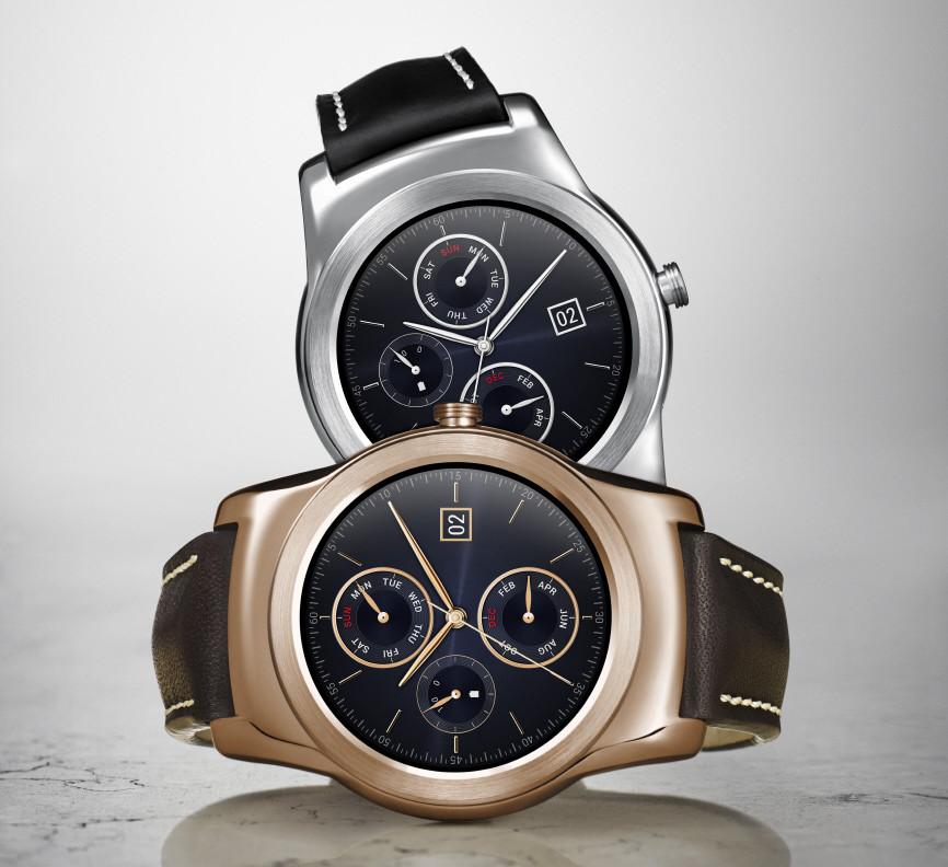 LG ��������� ��������� �� ���� Watch Urbane � ������