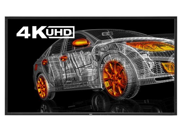 NEC ��������� � ����� ���������������� 4K UHD �������� ������ � ���������� 65 ������