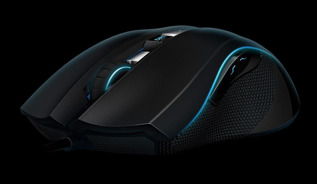 Геймерская мышь Rapoo V900 вышла в России