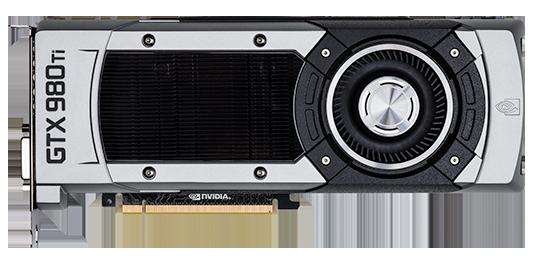 Computex 2015: NVIDIA представила видеокарту GeForce GTX 980 Ti