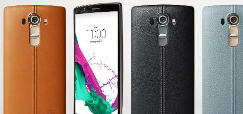 LG G4 с двумя SIM-картами вышел в России