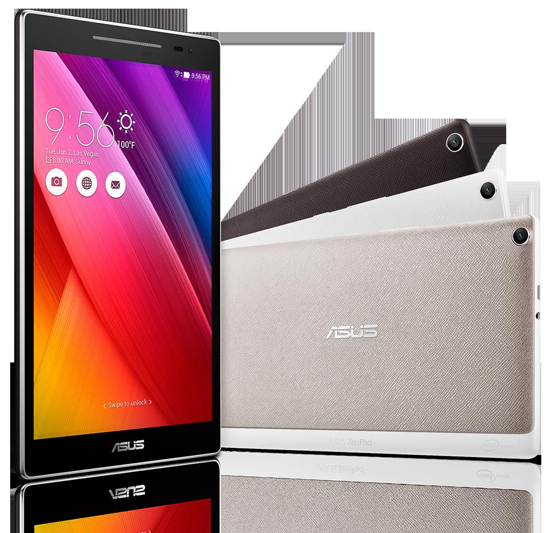 Computex 2015: Asus представила линейку планшетов ZenPad