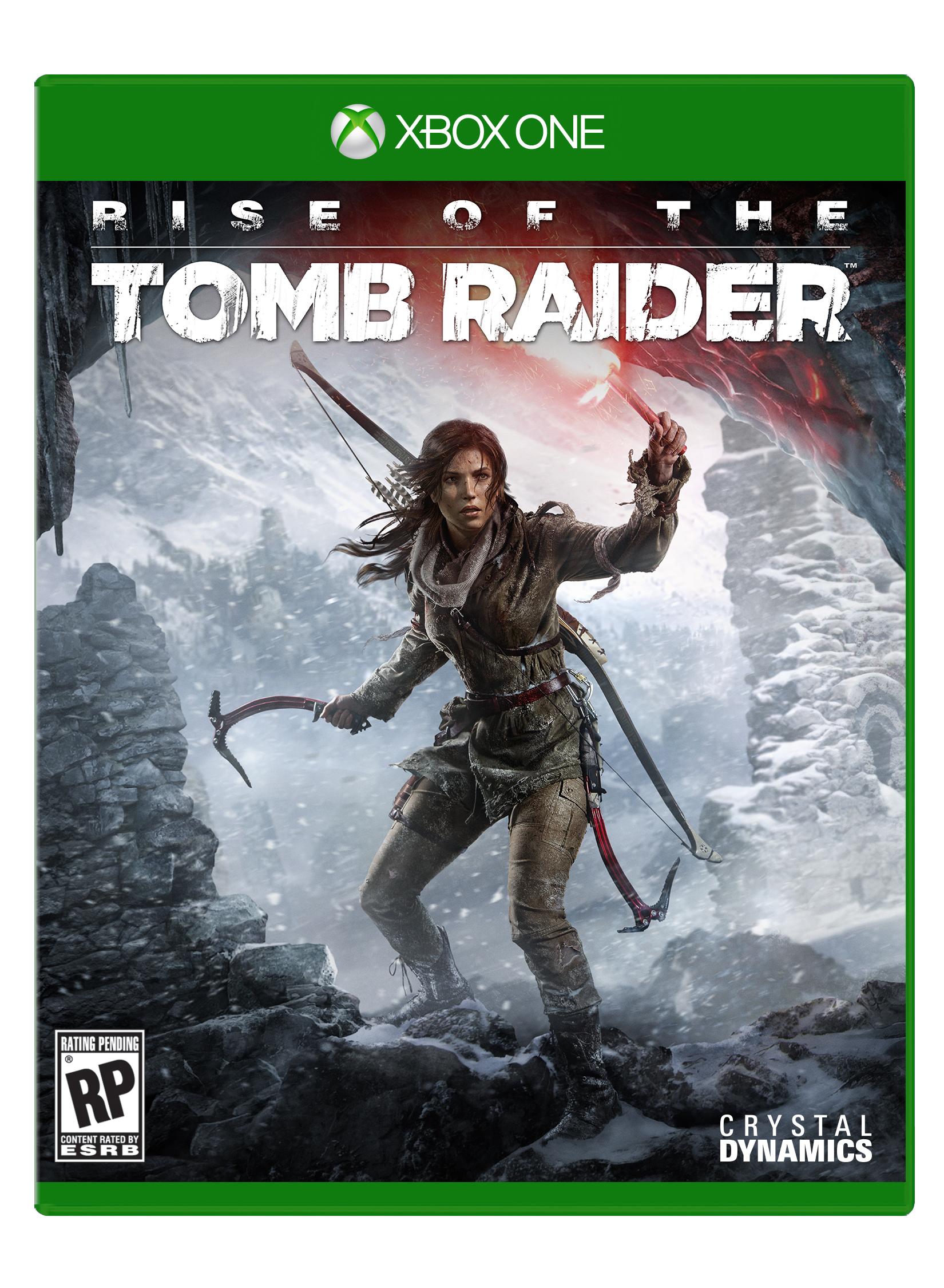 Вышел новый видеоролик Rise of the Tomb Raider