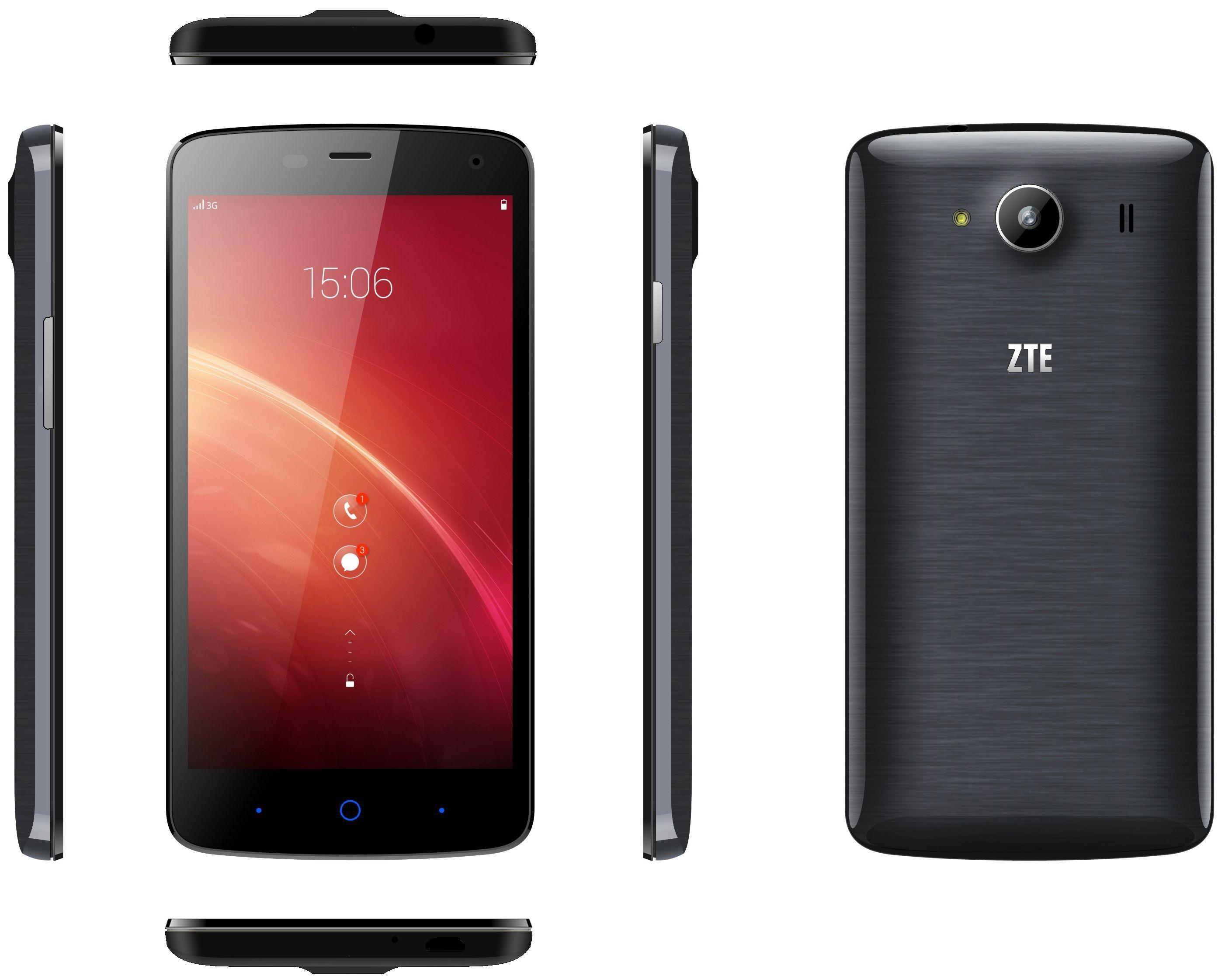 ZTE ��������� ��������� ��������� Blade Q Lux 3G � Blade L370 � ������