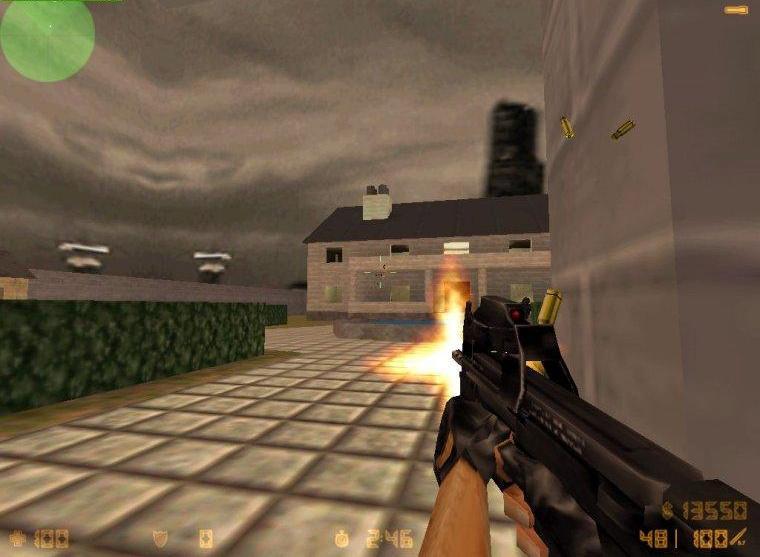 День рождения Counter-Strike