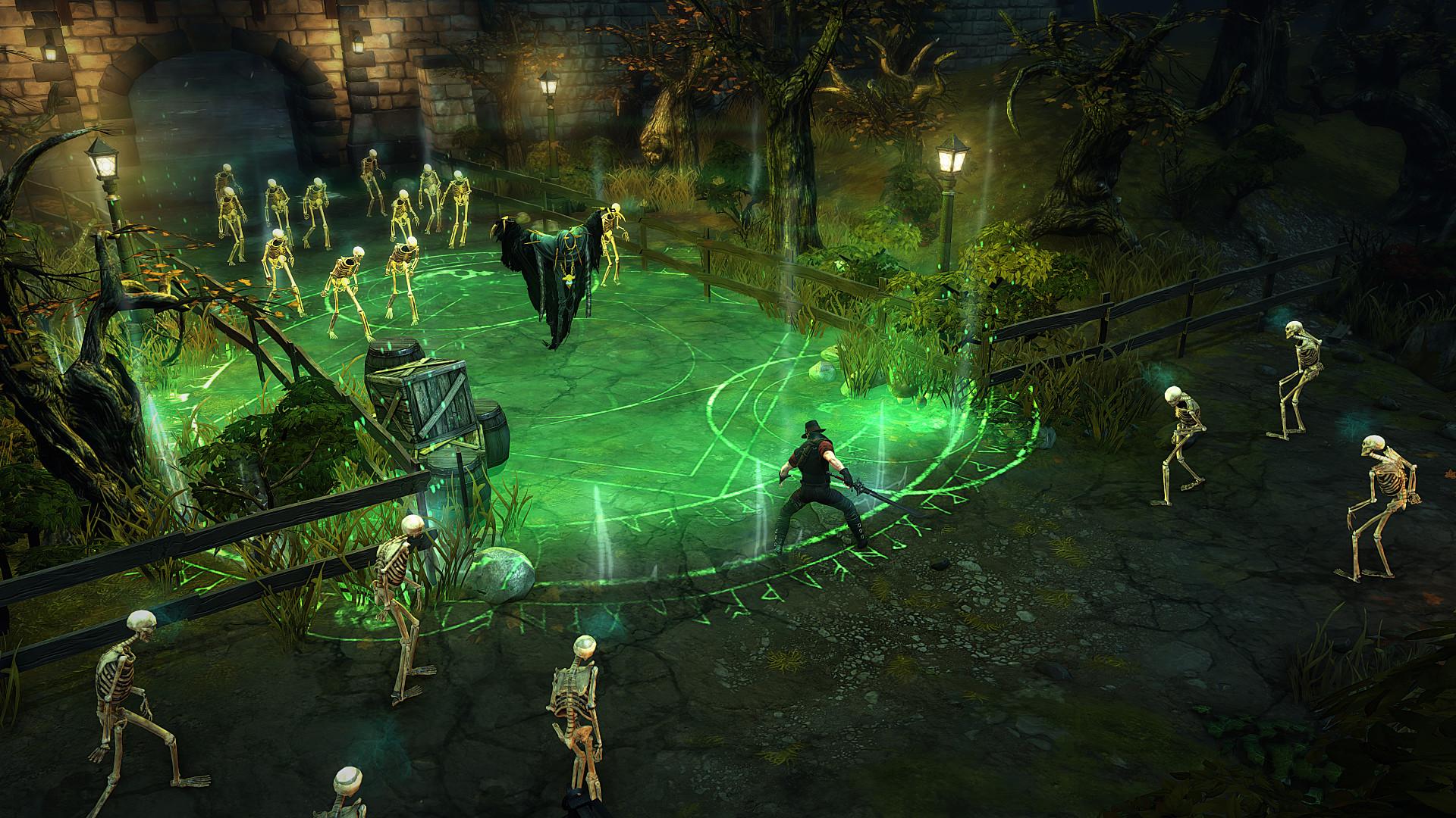 Экшн-RPG Victor Vran увидит свет 24 июля