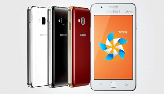 ������������ �������������� ��������� Samsung Z3 �� ���� Tizen