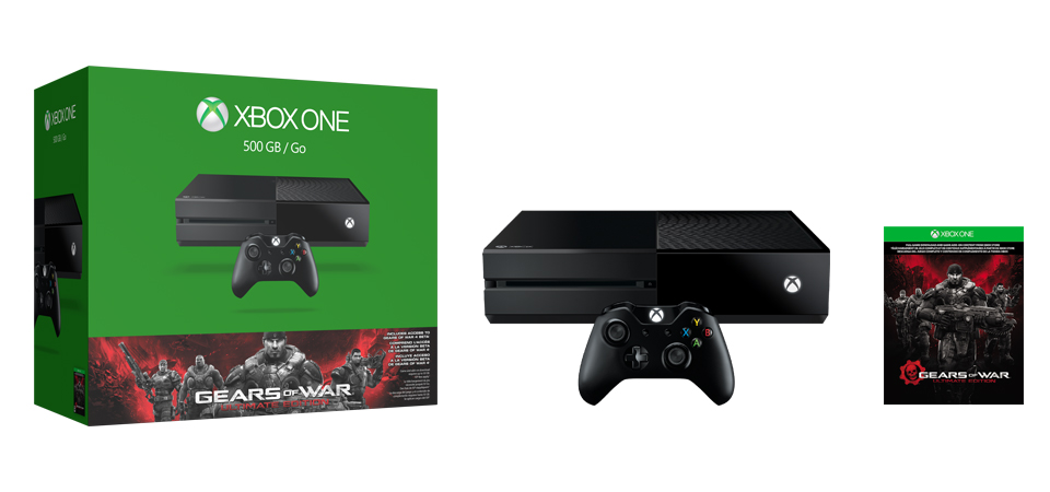 � ������� �������� �������� Xbox One � ����� Gears of War: Ultimate Edition