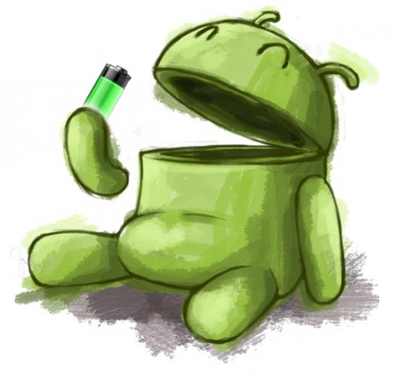 экономия батареи для андроид - фото 5