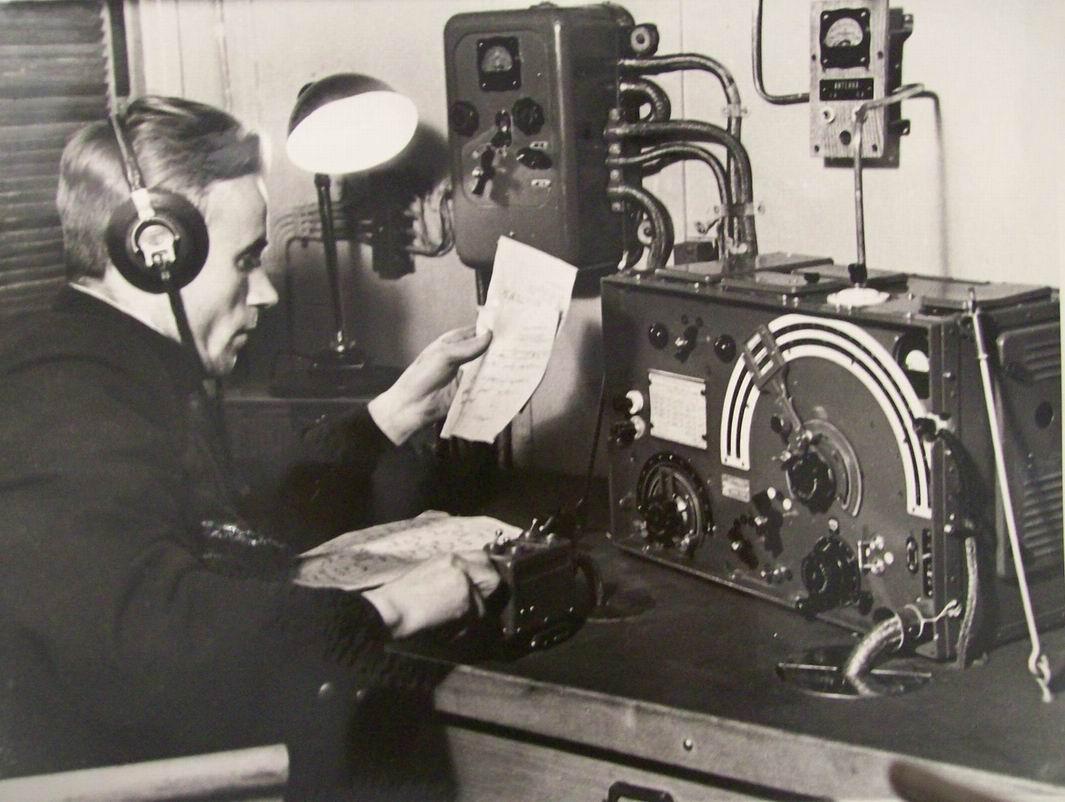 Первый в мире сигнал SOS и изобретение цветной киноплёнки