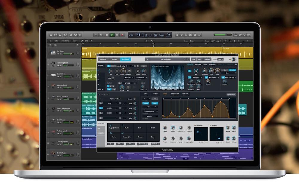 Logic Pro X 1041 DMG Crack For (Mac/Win) Serial Key