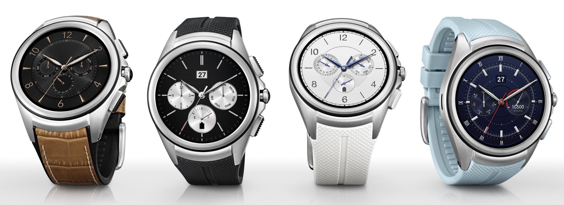 Смарт-часы LG Watch Urbane 2nd Edition умеют звонить