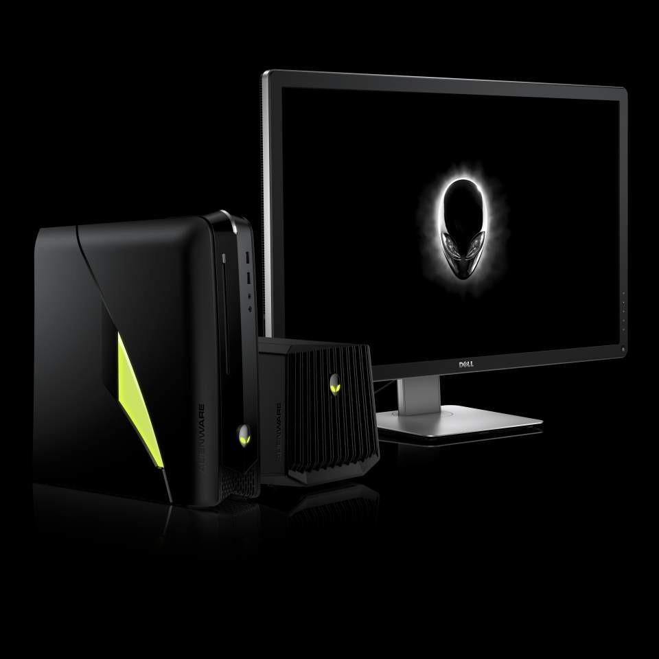 Dell выпускает обновленные геймерские ПК Alienware X51 и Area-51 в России