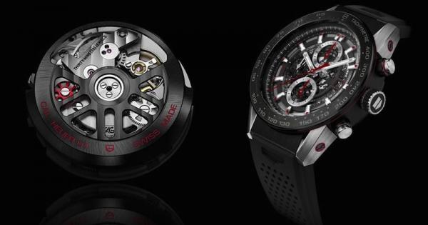 Смарт-часы TAG Heuer оценили в $1800